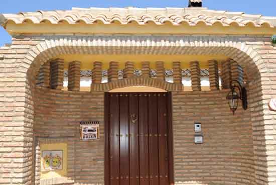 Ladrillo visto rustico good barro with ladrillo visto - Arcos de ladrillo visto ...