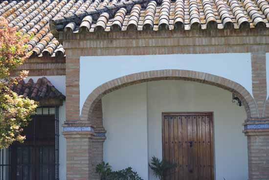 Ladrillo r stico coriano for Arcos de ladrillo rustico