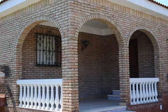 Ladrillo r stico coriano for Casas de ladrillo rustico