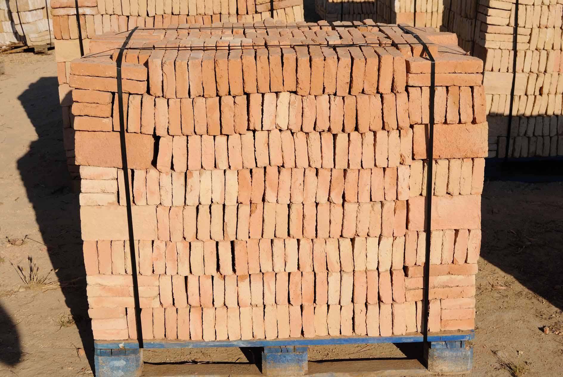 Ladrillo r stico coriano for Precio de ladrillos